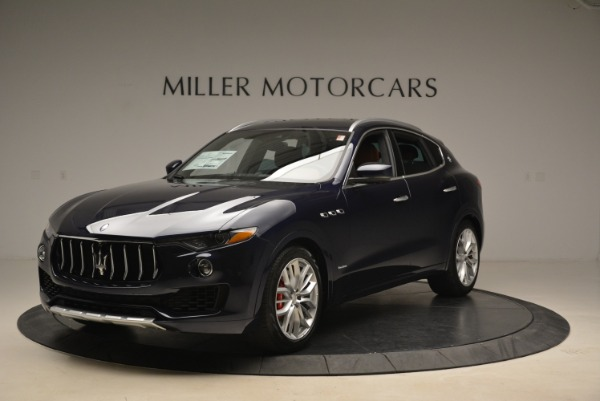 New 2018 Maserati Levante S Q4 GranLusso for sale Sold at McLaren Greenwich in Greenwich CT 06830 1