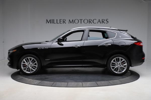 Used 2018 Maserati Levante Q4 GranSport for sale $55,900 at McLaren Greenwich in Greenwich CT 06830 4