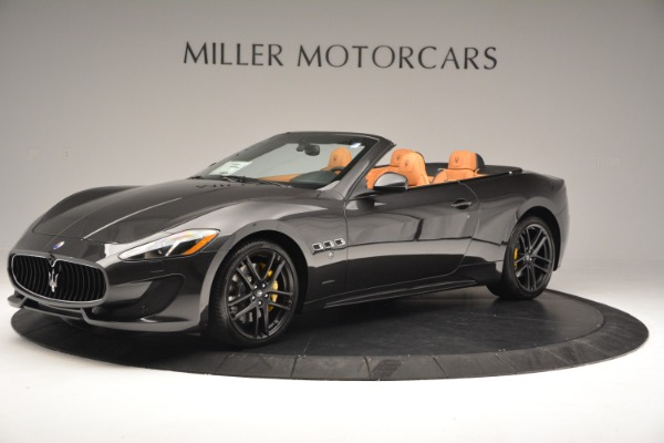 Used 2015 Maserati GranTurismo Sport Convertible for sale Sold at McLaren Greenwich in Greenwich CT 06830 2