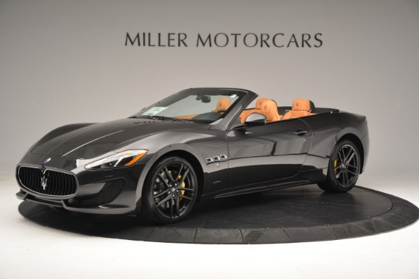Used 2015 Maserati GranTurismo Sport Convertible for sale Sold at McLaren Greenwich in Greenwich CT 06830 3