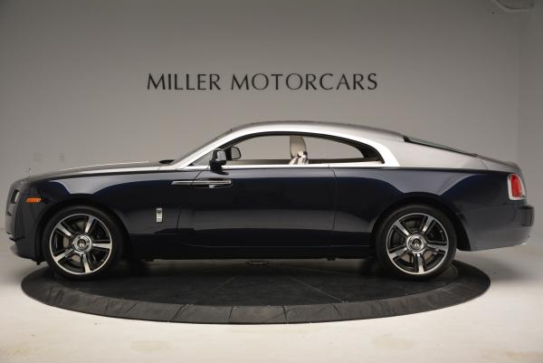 New 2016 Rolls-Royce Wraith for sale Sold at McLaren Greenwich in Greenwich CT 06830 3
