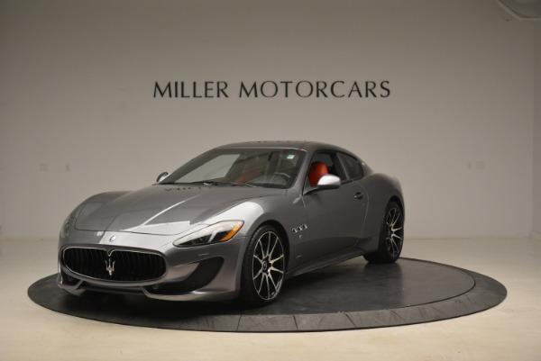 Used 2014 Maserati GranTurismo Sport for sale Sold at McLaren Greenwich in Greenwich CT 06830 1