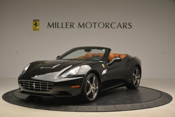 Used 2014 Ferrari California 30 for sale Sold at McLaren Greenwich in Greenwich CT 06830 1
