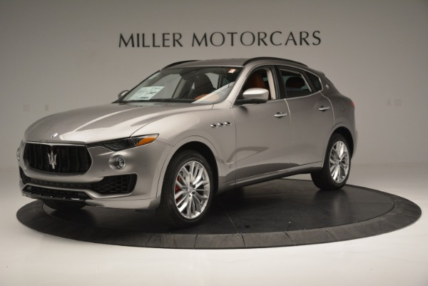 New 2018 Maserati Levante Q4 GranSport for sale Sold at McLaren Greenwich in Greenwich CT 06830 2