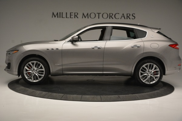 New 2018 Maserati Levante Q4 GranSport for sale Sold at McLaren Greenwich in Greenwich CT 06830 4