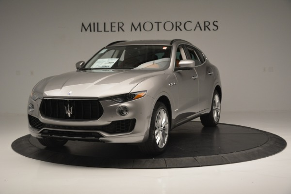 New 2018 Maserati Levante Q4 GranSport for sale Sold at McLaren Greenwich in Greenwich CT 06830 1