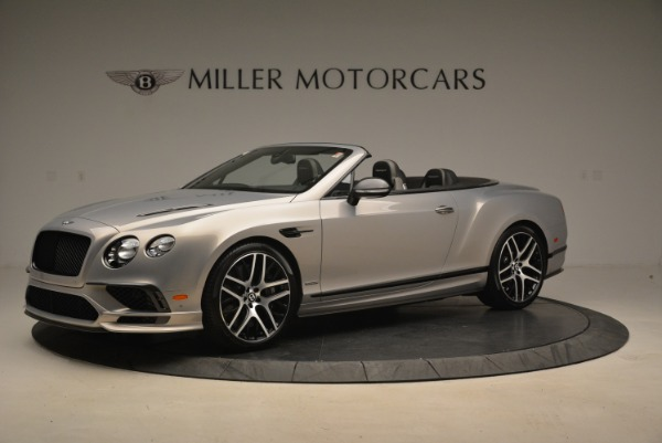 Used 2018 Bentley Continental GT Supersports Convertible for sale Sold at McLaren Greenwich in Greenwich CT 06830 2