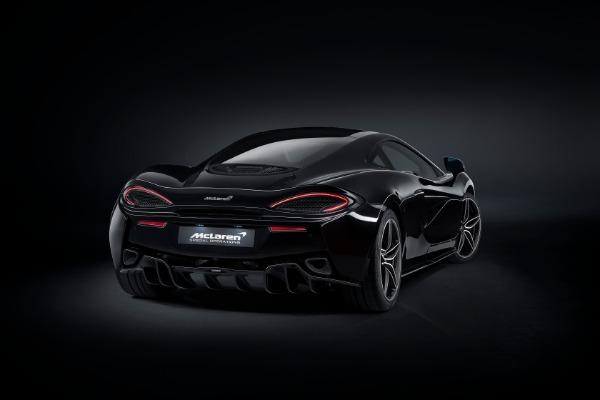 New 2018 MCLAREN 570GT MSO COLLECTION - LIMITED EDITION for sale Sold at McLaren Greenwich in Greenwich CT 06830 2