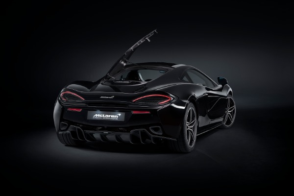 New 2018 MCLAREN 570GT MSO COLLECTION - LIMITED EDITION for sale Sold at McLaren Greenwich in Greenwich CT 06830 3