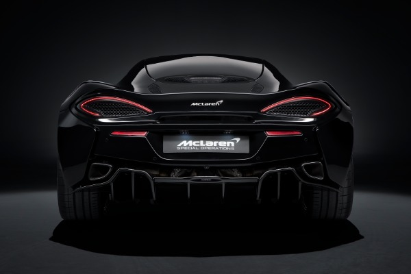 New 2018 MCLAREN 570GT MSO COLLECTION - LIMITED EDITION for sale Sold at McLaren Greenwich in Greenwich CT 06830 4