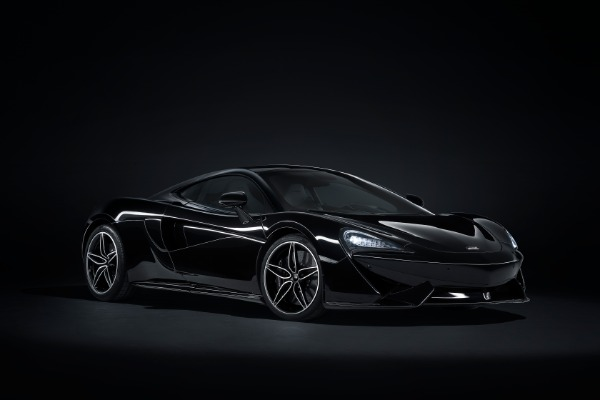 New 2018 MCLAREN 570GT MSO COLLECTION - LIMITED EDITION for sale Sold at McLaren Greenwich in Greenwich CT 06830 1