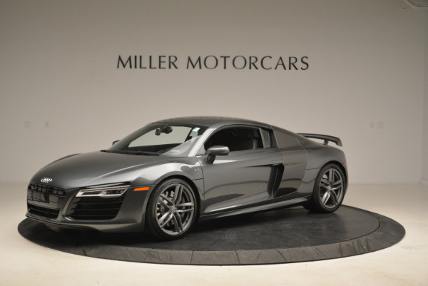 Used 2014 Audi R8 5.2 quattro for sale Sold at McLaren Greenwich in Greenwich CT 06830 2