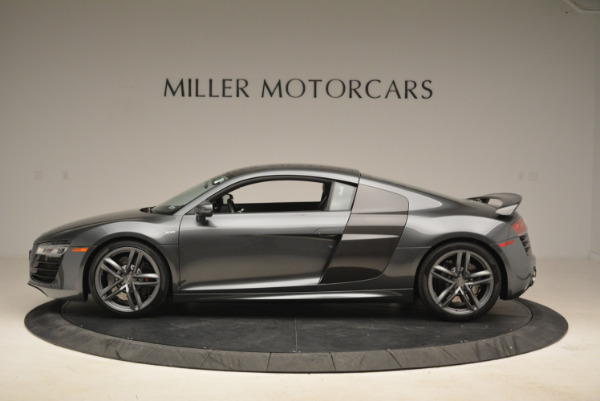 Used 2014 Audi R8 5.2 quattro for sale Sold at McLaren Greenwich in Greenwich CT 06830 3