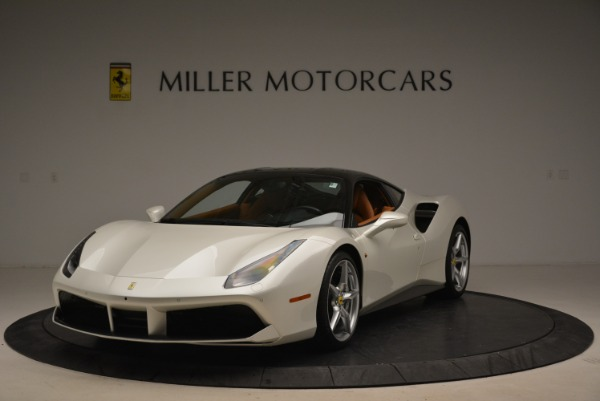 Used 2016 Ferrari 488 GTB for sale Sold at McLaren Greenwich in Greenwich CT 06830 1