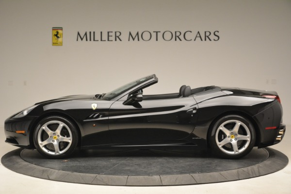 Used 2009 Ferrari California for sale Sold at McLaren Greenwich in Greenwich CT 06830 3