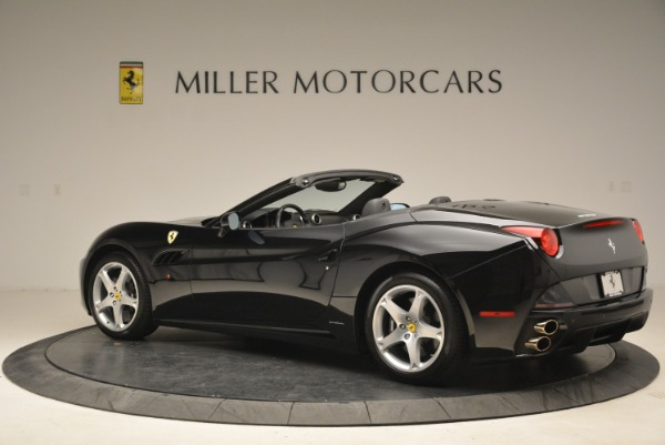 Used 2009 Ferrari California for sale Sold at McLaren Greenwich in Greenwich CT 06830 4
