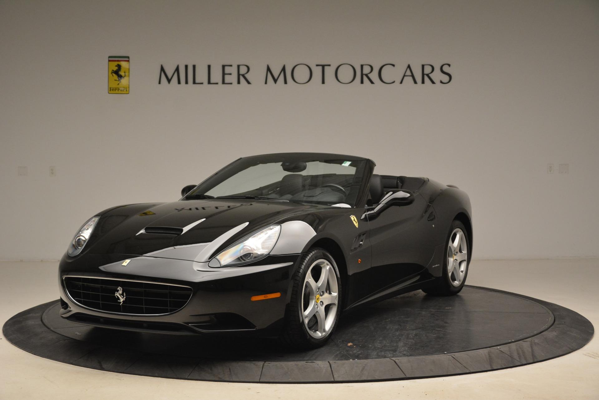 Used 2009 Ferrari California for sale Sold at McLaren Greenwich in Greenwich CT 06830 1