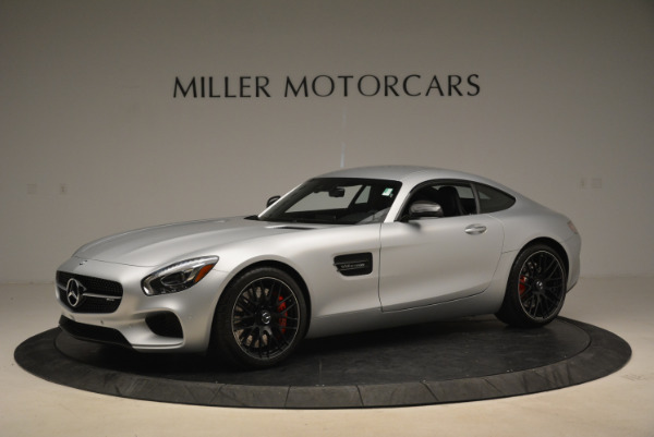 Used 2016 Mercedes-Benz AMG GT S for sale Sold at McLaren Greenwich in Greenwich CT 06830 2