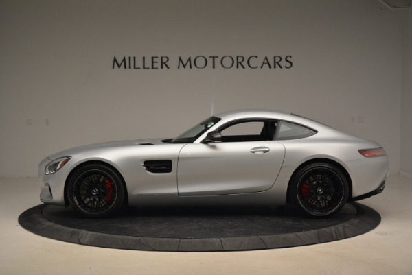 Used 2016 Mercedes-Benz AMG GT S for sale Sold at McLaren Greenwich in Greenwich CT 06830 3