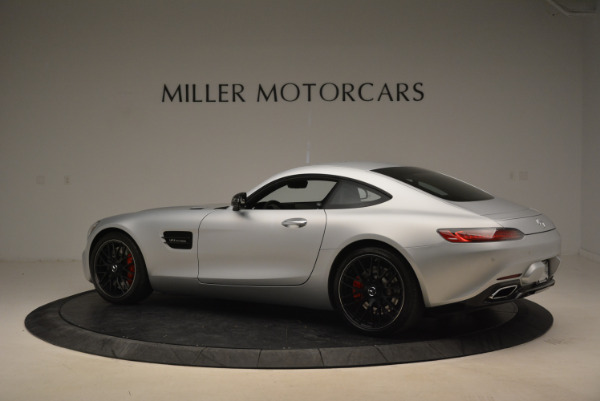 Used 2016 Mercedes-Benz AMG GT S for sale Sold at McLaren Greenwich in Greenwich CT 06830 4