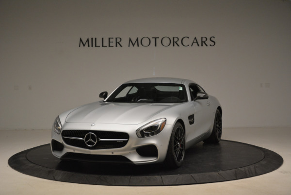 Used 2016 Mercedes-Benz AMG GT S for sale Sold at McLaren Greenwich in Greenwich CT 06830 1