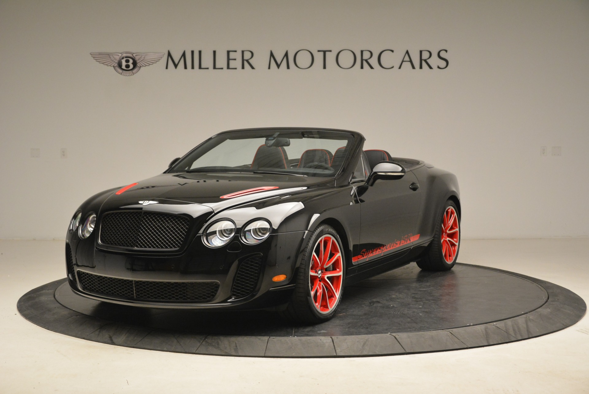 Used 2013 Bentley Continental GT Supersports Convertible ISR for sale Sold at McLaren Greenwich in Greenwich CT 06830 1
