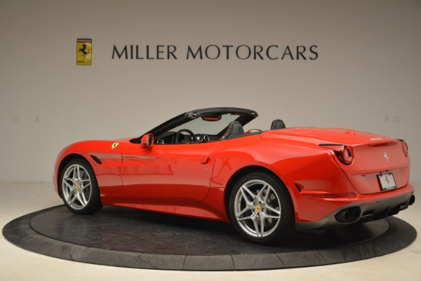 Used 2016 Ferrari California T Handling Speciale for sale Sold at McLaren Greenwich in Greenwich CT 06830 4
