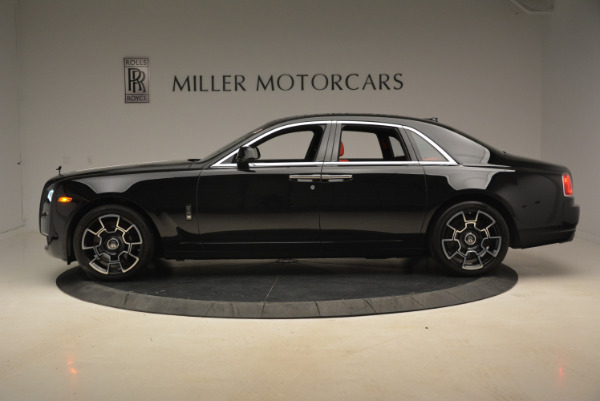 Used 2017 Rolls-Royce Ghost Black Badge for sale Sold at McLaren Greenwich in Greenwich CT 06830 2