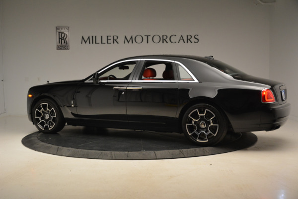 Used 2017 Rolls-Royce Ghost Black Badge for sale Sold at McLaren Greenwich in Greenwich CT 06830 4