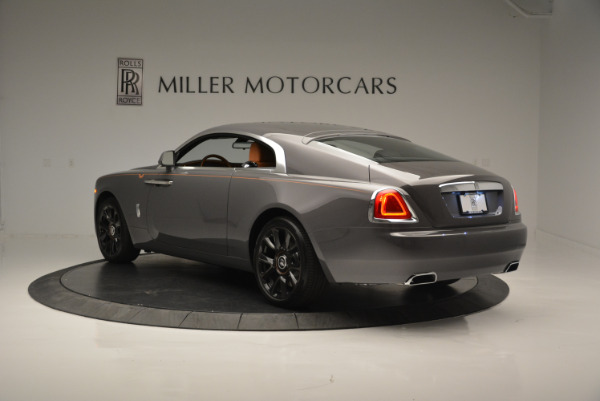 New 2018 Rolls-Royce Wraith Luminary Collection for sale Sold at McLaren Greenwich in Greenwich CT 06830 3