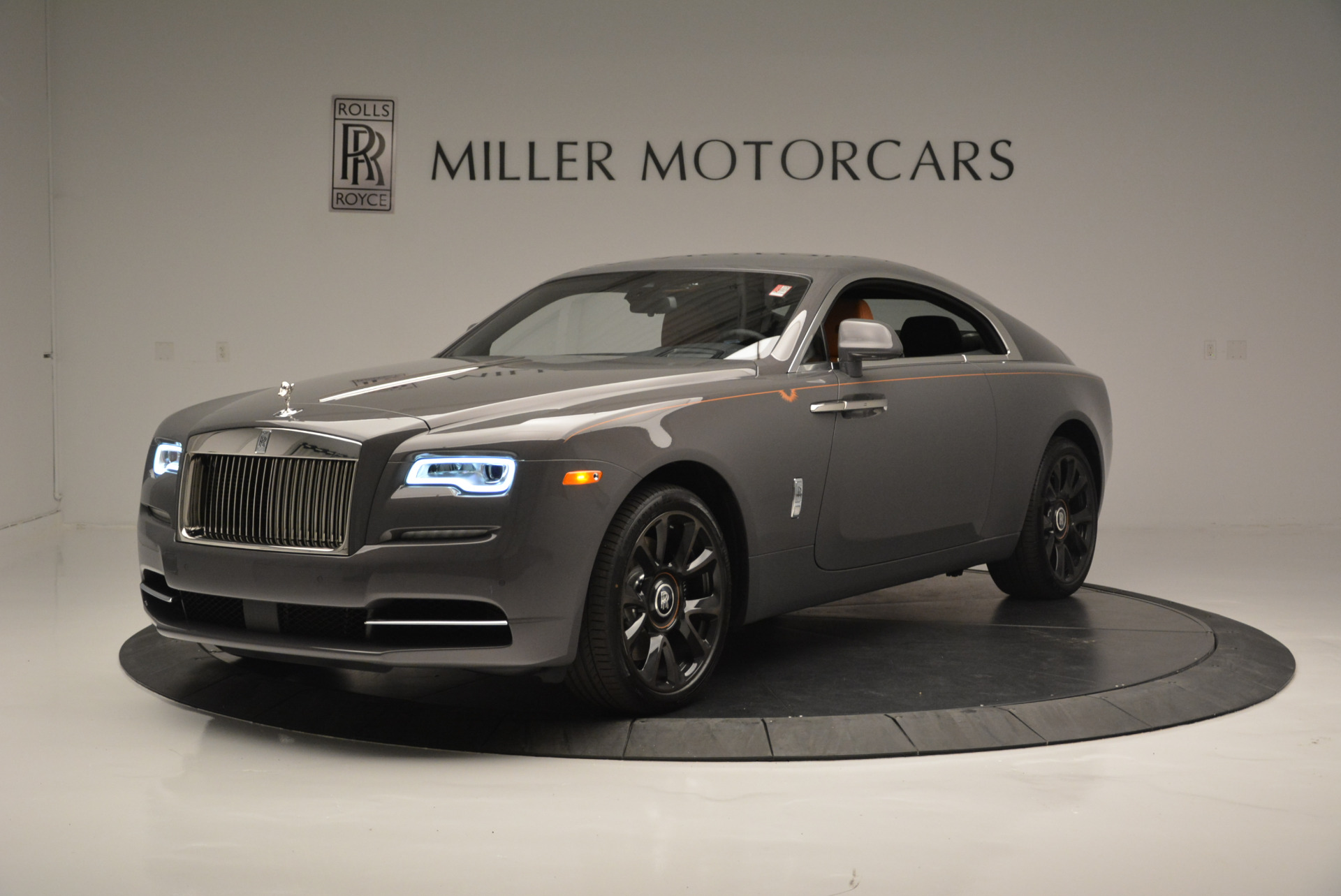New 2018 Rolls-Royce Wraith Luminary Collection for sale Sold at McLaren Greenwich in Greenwich CT 06830 1