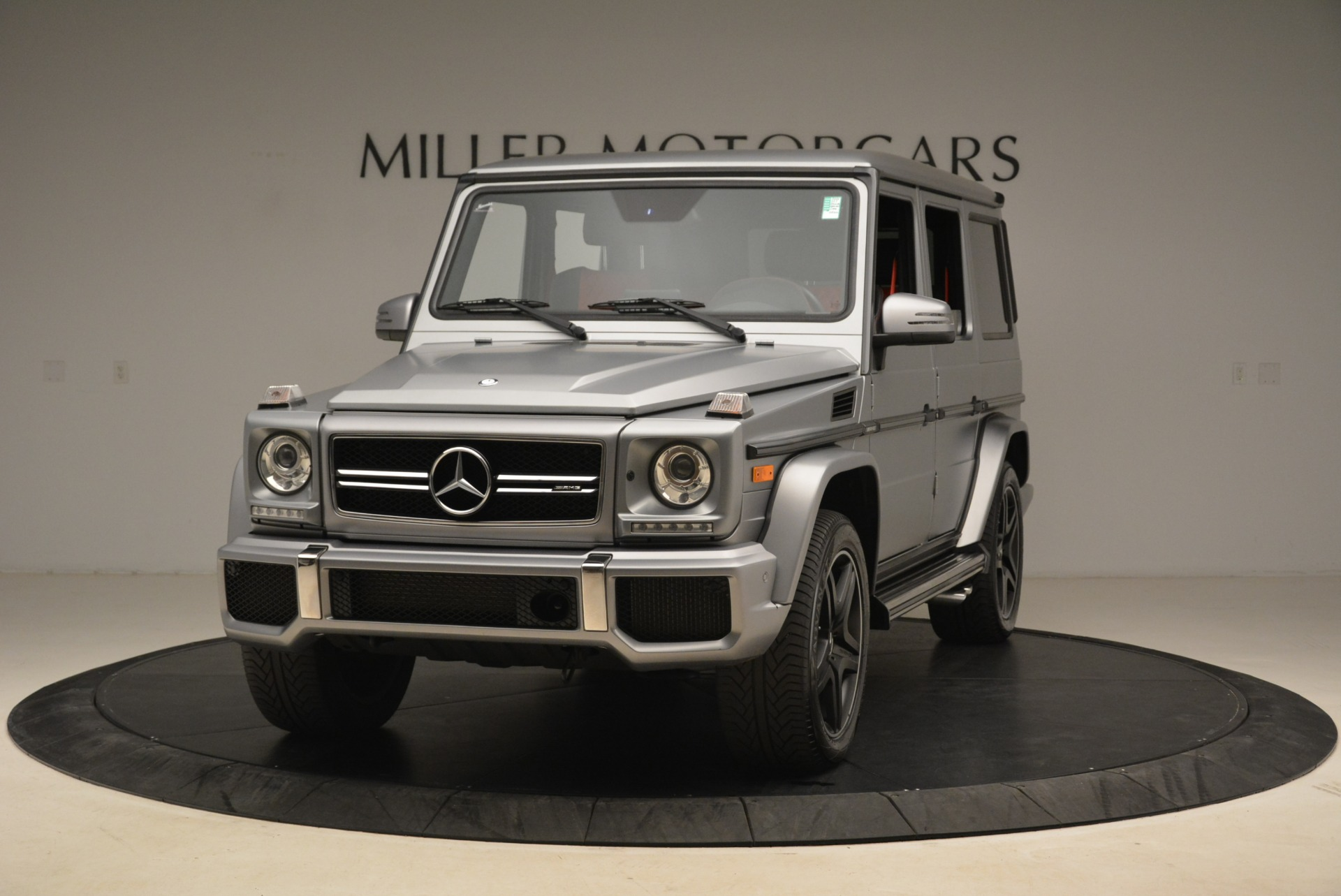 Used 2017 Mercedes-Benz G-Class AMG G 63 for sale Sold at McLaren Greenwich in Greenwich CT 06830 1