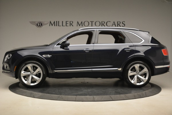 Used 2018 Bentley Bentayga W12 Signature for sale Sold at McLaren Greenwich in Greenwich CT 06830 3