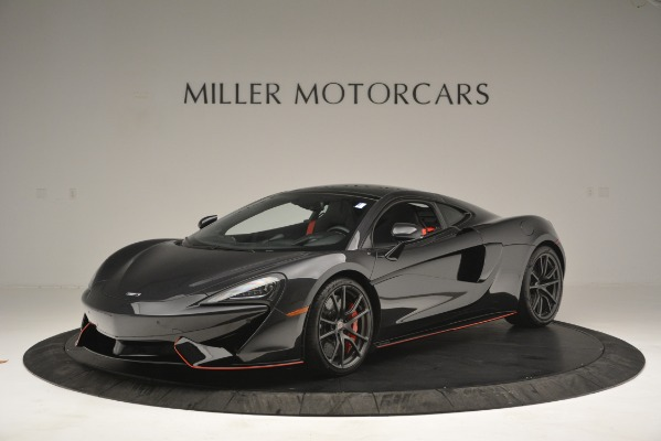 Used 2018 McLaren 570GT for sale Sold at McLaren Greenwich in Greenwich CT 06830 2
