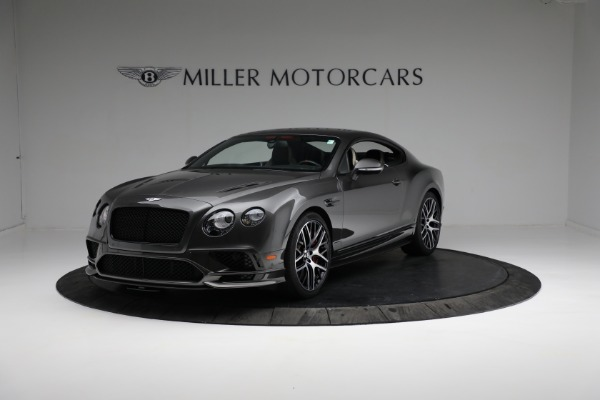 Used 2017 Bentley Continental GT Supersports for sale Sold at McLaren Greenwich in Greenwich CT 06830 2