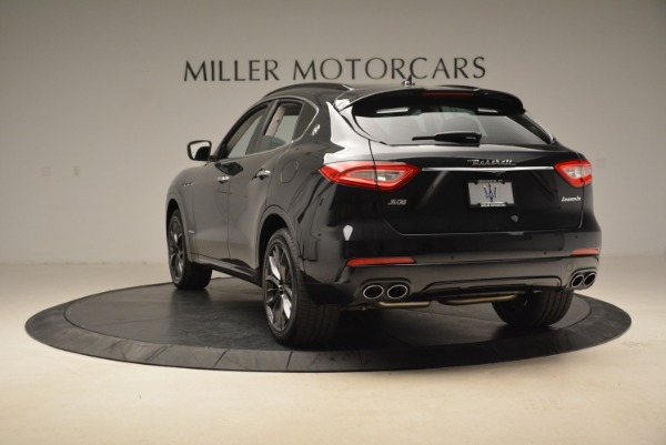 Used 2018 Maserati Levante S Q4 GranSport for sale Call for price at McLaren Greenwich in Greenwich CT 06830 4
