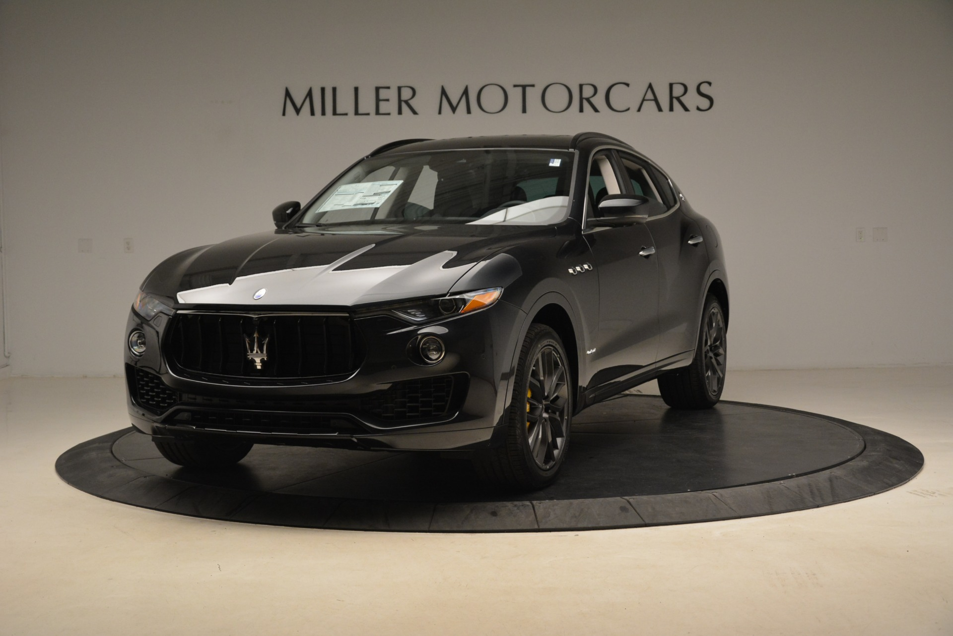 Used 2018 Maserati Levante S Q4 GranSport for sale Call for price at McLaren Greenwich in Greenwich CT 06830 1