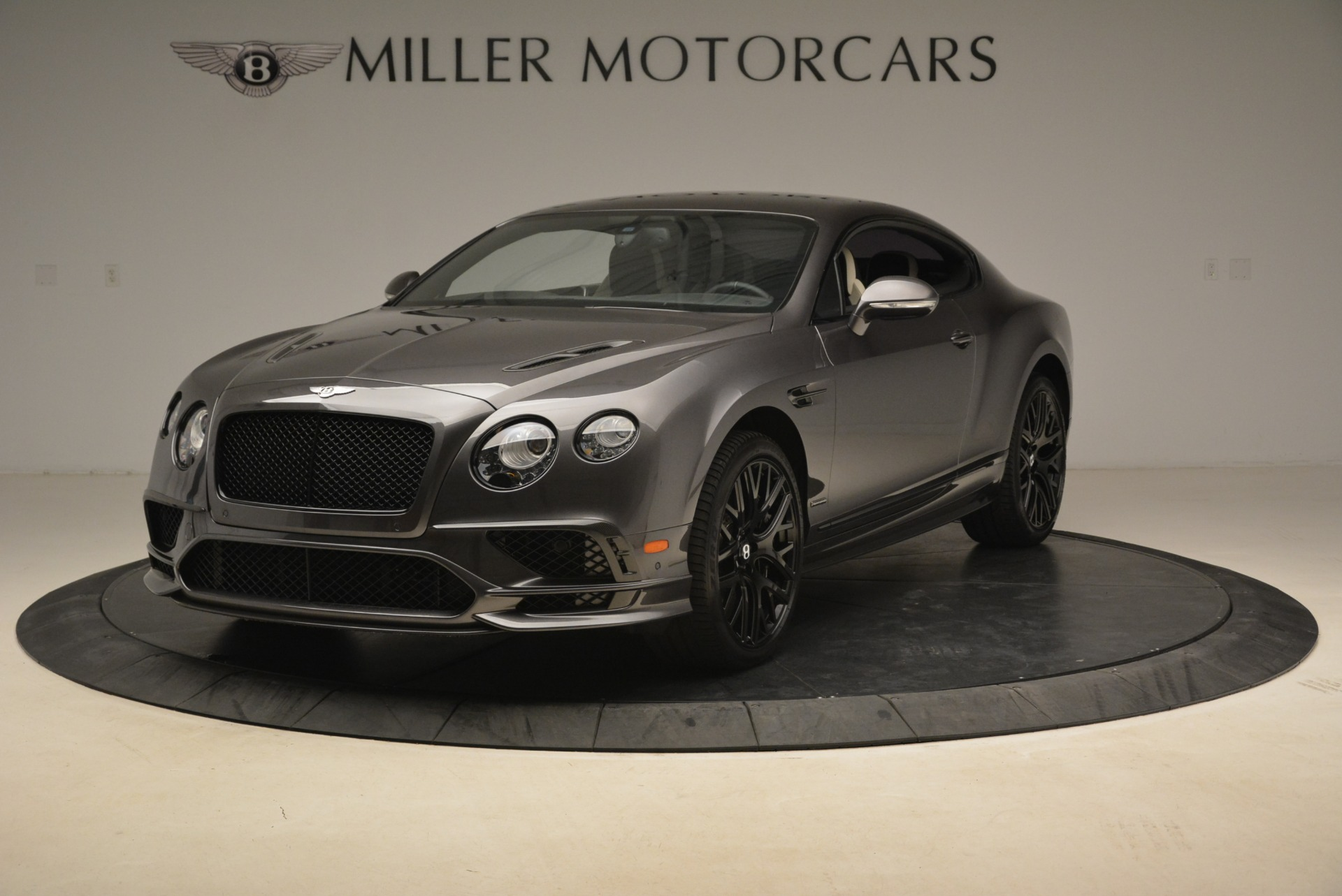 Used 2017 Bentley Continental GT Supersports for sale Sold at McLaren Greenwich in Greenwich CT 06830 1