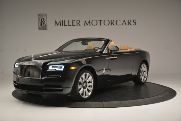Used 2018 Rolls-Royce Dawn for sale Sold at McLaren Greenwich in Greenwich CT 06830 1