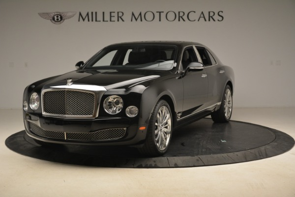 Used 2016 Bentley Mulsanne for sale Sold at McLaren Greenwich in Greenwich CT 06830 1