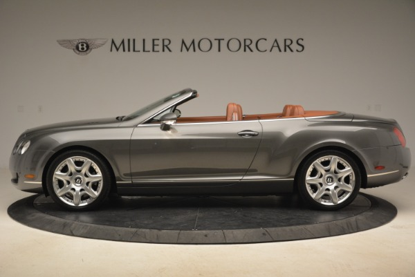 Used 2008 Bentley Continental GT W12 for sale Sold at McLaren Greenwich in Greenwich CT 06830 3