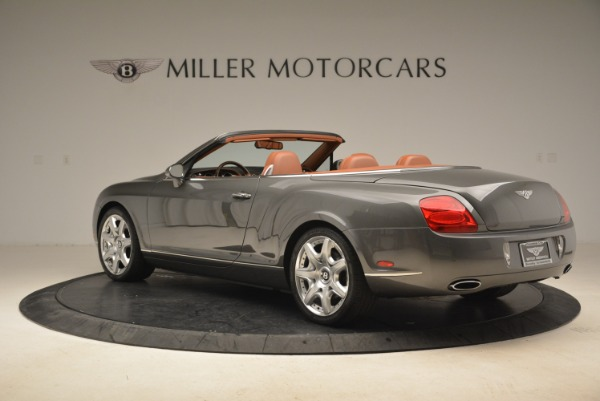 Used 2008 Bentley Continental GT W12 for sale Sold at McLaren Greenwich in Greenwich CT 06830 4
