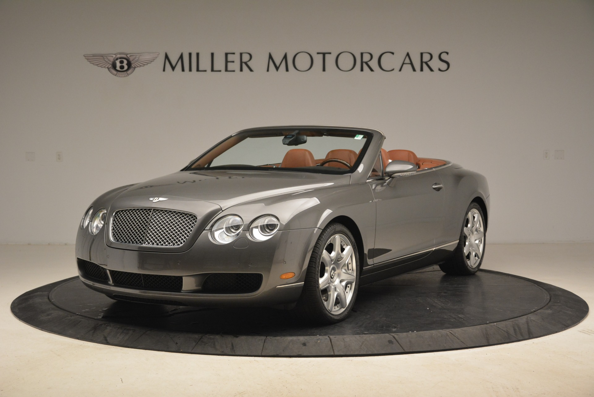 Used 2008 Bentley Continental GT W12 for sale Sold at McLaren Greenwich in Greenwich CT 06830 1
