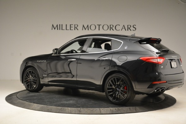 New 2018 Maserati Levante S Q4 GranSport for sale Sold at McLaren Greenwich in Greenwich CT 06830 4