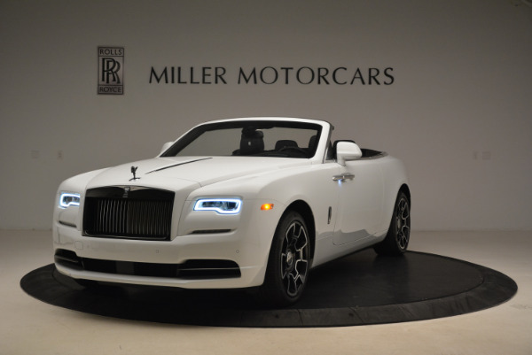 New 2018 Rolls-Royce Dawn Black Badge for sale Sold at McLaren Greenwich in Greenwich CT 06830 2