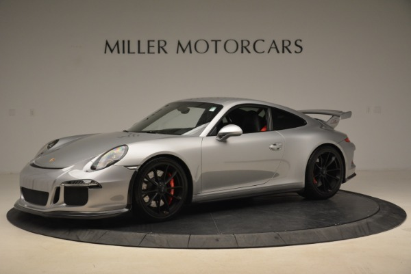 Used 2015 Porsche 911 GT3 for sale Sold at McLaren Greenwich in Greenwich CT 06830 2