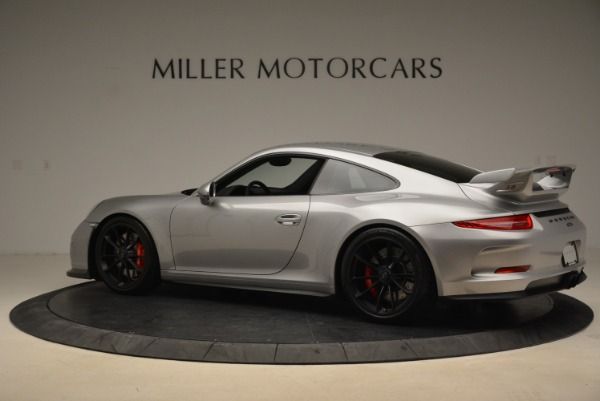 Used 2015 Porsche 911 GT3 for sale Sold at McLaren Greenwich in Greenwich CT 06830 4