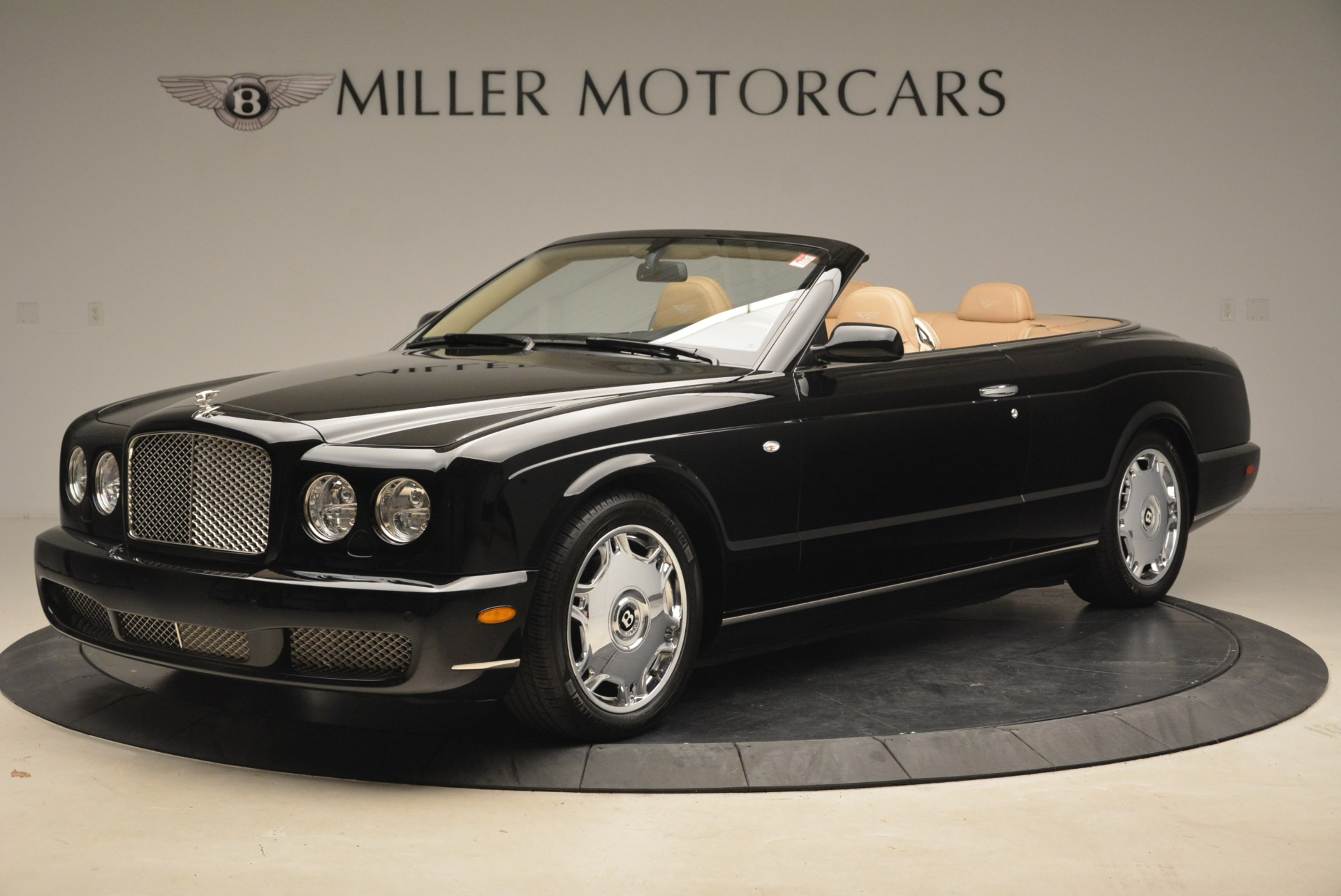 Used 2007 Bentley Azure for sale Sold at McLaren Greenwich in Greenwich CT 06830 1