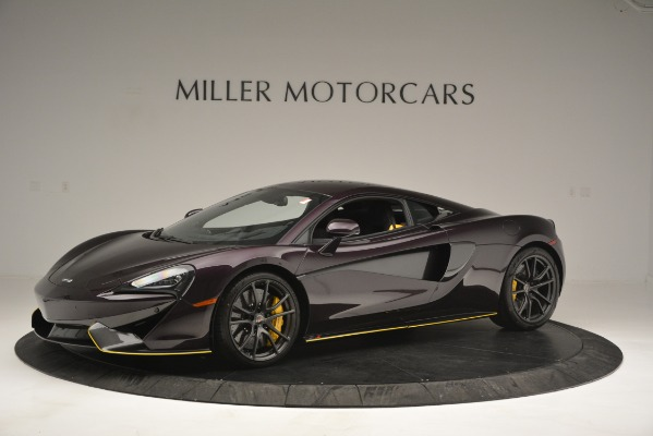Used 2018 McLaren 570S for sale Sold at McLaren Greenwich in Greenwich CT 06830 2