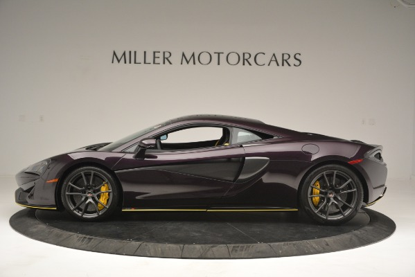 Used 2018 McLaren 570S for sale Sold at McLaren Greenwich in Greenwich CT 06830 3